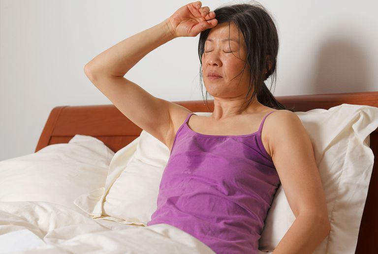 calorões da menopausa